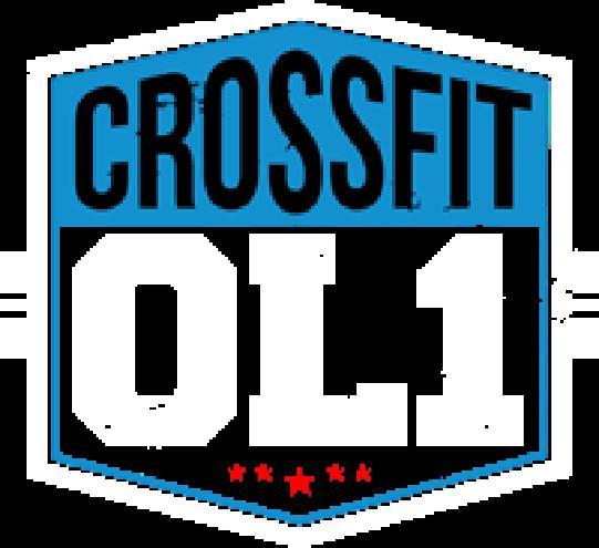 The CROSSFIT OL1 logo.