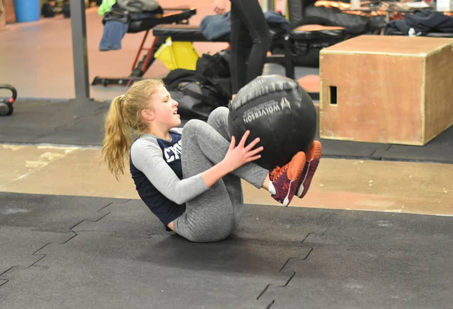 Coaching teens to become stronger, more confident, and more resilient